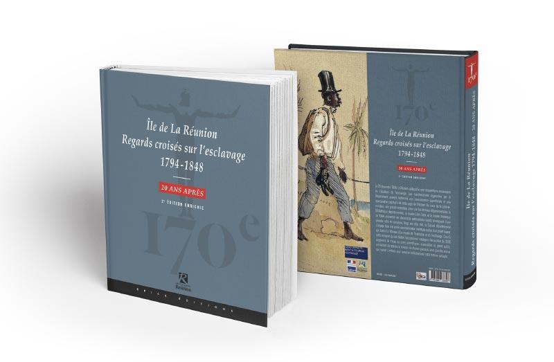 Couverture du livre Regards croisés sur l'esclavage.